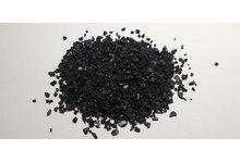 Granulat Gumowy EPDM recykling Czarny 1-3 mm - zdjęcie