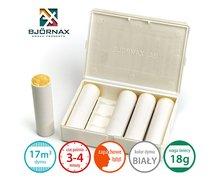 Świece dymne zapachowe Bjornax Perfume AX-18 (5x18g) - zdjęcie
