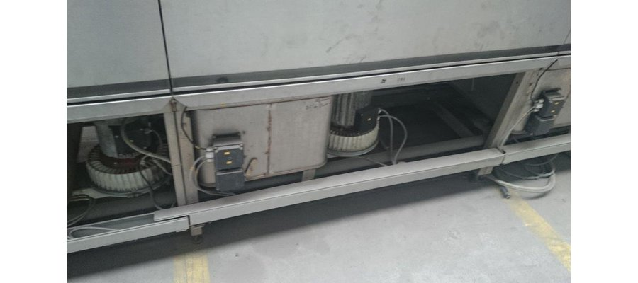 Myjka HOBART model FTN-SR