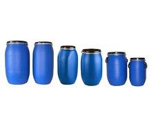 Beczki plastikowe UN od 30 do 220 litrów nowe - zdjęcie