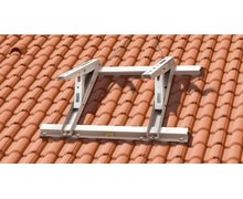 Wspornik dachowy klimatyzatora RODIGAS MT630, mocowanie skraplacza dachowe - zdjęcie