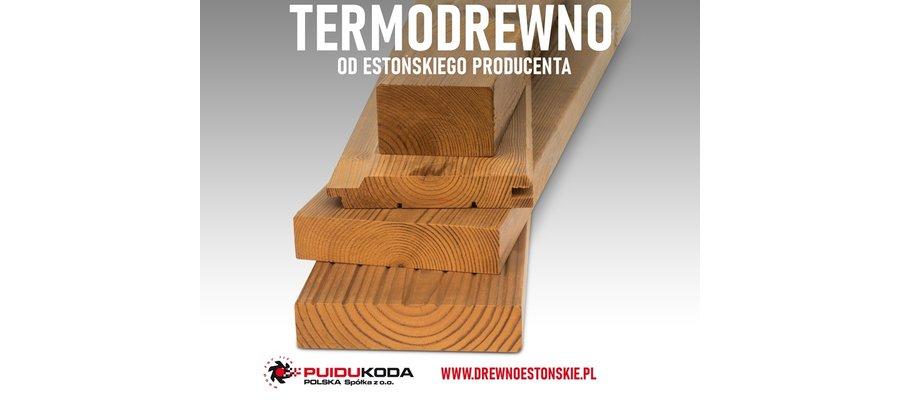 TERMODREWNO od estońskiego producenta - zdjęcie