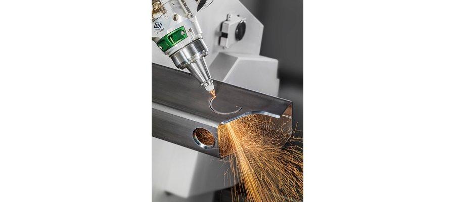 Cięcie laserowe rur 3D - zdjęcie