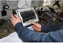 Wzorcowanie defektoskopów ultradźwiękowych - zdjęcie