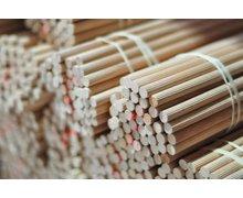 Kołki bukowe drążki drewniane fi 4-60mm - zdjęcie