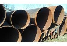 Rury stalowe nowe fi 1320 x 10 - 3,5 zł / kg - zdjęcie