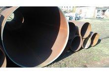 Rury stalowe nowe fi 1620 x 12,5 - 3,5 zł / kg - zdjęcie