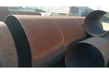 Rury stalowe nowe fi 1820 x 12,5 - 3,5 / kg - zdjęcie