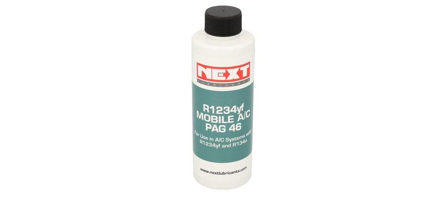 Olej do klimatyzacji samochodowych Next Lubricants R1234yf Mobile A/C PAG 46 - zdjęcie