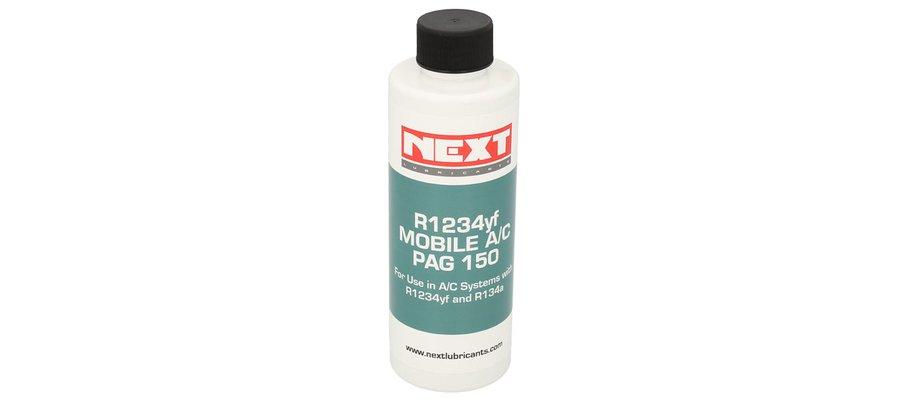 Olej do klimatyzacji samochodowych Next Lubricants R1234yf Mobile A/C PAG 150 - zdjęcie