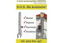 Naprawa kominów S.O.S dla kominów - zdjęcie