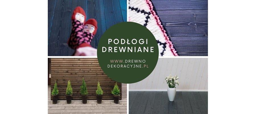 PODŁOGI DREWNIANE / DESKI PODŁOGOWE - zdjęcie