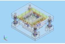 Kreślenie CAD 2D i modelowanie 3D, projektowanie - zdjęcie
