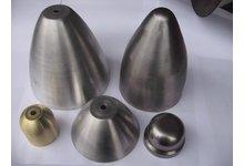 Tłoczenie, Wyoblanie CNC i Ręczne. Obróbka Metali i Nakładanie Powłok - zdjęcie