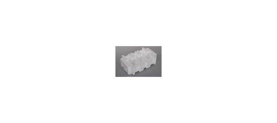 Styropian - opakowania AGD/RTV, kształtki, pudełka, narożniki, wypełniacze styropianowe - zdjęcie