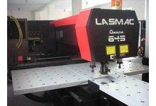 Wykrawarka laserowa Amada LCE 645 1kW - zdjęcie
