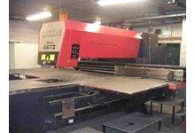 Wykrawarka laserowa Amada LC 667 II - zdjęcie