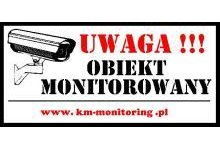 Monitoring, telewizja przemysłowa, CCTV - zdjęcie