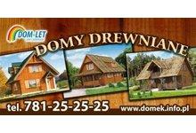 Eleganckie domy z drewna dom-let - zdjęcie