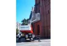 Le Gommage - GUMKOWANIE FASAD - Suche, bezinwazyjne czyszczenie zabytków architektury. - zdjęcie