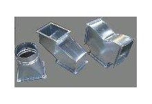 Produkcja przewodów i kształtek oraz elementów wentylacji - zdjęcie