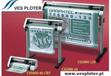 Inżynierska seria ploterów tnących rolkowych CE5000 Graphtec - zdjęcie