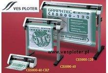 Plotery tnące CE5000 Graphtec - najczęściej wybierane plotery w Polsce!! - zdjęcie