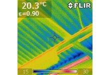 Badania termowizyjne chłodni - zdjęcie