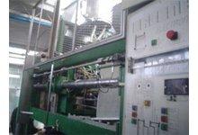 Linia do produkcji opakowań ze styropianu - zdjęcie