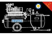 Naprawa, Sprężarka tłokowa, sprężarki tłokowej, 3JW60 - zdjęcie