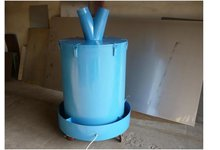 Wyciąg pyłów - zdjęcie