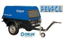 Sprężarka przewoźna, mobilna Orlik, ORL M 30AP - zdjęcie