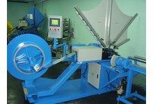 Maszyna do produkcji okrągłych kanałów wentylacyjnych spiro - zdjęcie