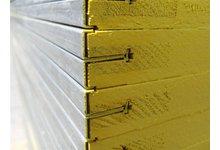 Płyta szalunkowa (trójwarstwowa), okuwana, nowa - zdjęcie