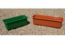 Formy wtryskowe doniczek balkonowych L500 i L400 - zdjęcie