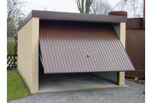 Garaże (stalowe, blaszane) - zdjęcie