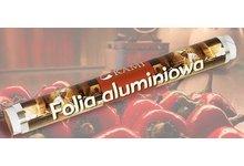 Folia aluminiowa, folia spożywcza, papier do pieczenia, papier śniadaniowy - zdjęcie