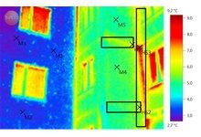 Termowizja w przemyśle i w budownictwie, certyfikacja energetyczna - zdjęcie