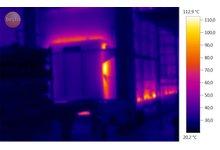 Termowizja w przemyśle metalowym i ciężkim, certyfikaty energetyczne - zdjęcie