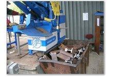 Nożyce do cięcia złomu i łamania szyn kolejowych Kajman - zdjęcie