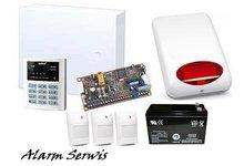 Serwis systemów alarmowych - zdjęcie