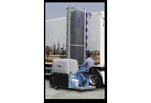 Mobilna myjnia jednoszczotkowa z siedziskiem dla operatora - D500 TRUCK WASH - zdjęcie