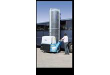 Mobilna myjnia jednoszczotkowa - ciągana D-500 TRUCK WASH - zdjęcie