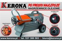 Importer nagrzewnic KERONA szuka dystrybutorów w Polsce. Znakomite warunki hurtowe! - zdjęcie