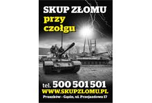 SKUP ZŁOMU - NAJWYŻSZE CENY W REGIONIE MAZOWIECKIM!!! - zdjęcie