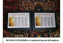 Piosenki religijne dla dzieci i młodzieży - rozpoczęcie roku szkolnego (rzutnik, projektor) - zdjęcie