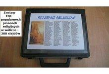 Piosenki religijne na zakończenie roku szkolnego - slajdy (rzutnik, projektor) - zdjęcie