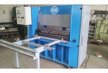 Maszyna do produkcji siatki cięto-ciągnionej - zdjęcie
