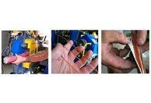 Maszyna do recyklingu kabli Bobr - maszyny do recyklingu kabli - zdjęcie
