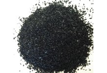 Granulat gumowy EPDM wypełnienie sztucznej trawy, nawierzchnie sportowe - zdjęcie